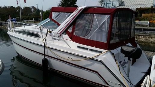 1992 Thompson 310 Santa Cruz For Sale