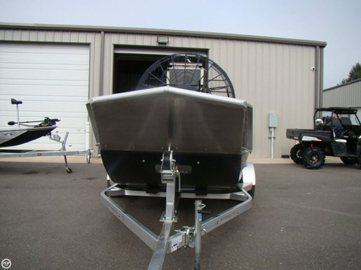 2017 Custom 14 Airboat Photo 2 of 20