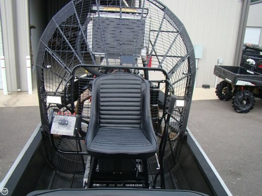 2017 Custom 14 Airboat Photo 5 of 20