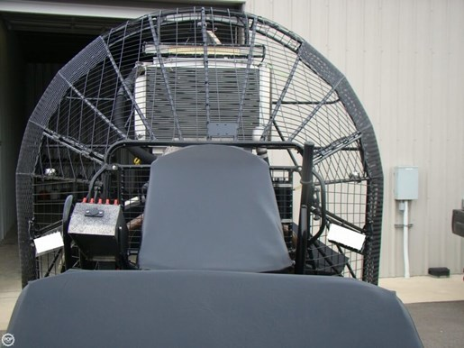 2017 Custom 14 Airboat Photo 7 of 20