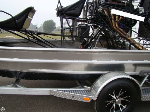 2017 Custom 14 Airboat Photo 15 of 20