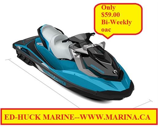 For Sale: 2018 Sea Doo Pwc Gti Se 130hp 0ft<br/>Ed Huck Marine Limited