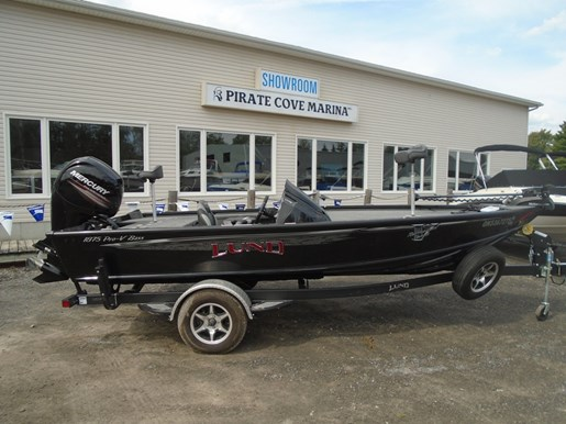 For Sale: 2017 Lund 1875 Prov Bass Xs - Lf601 18ft<br/>Pirate Cove Marina