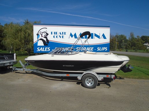 For Sale: 2017 Stingray 198lx For Sale 19ft<br/>Pirate Cove Marina