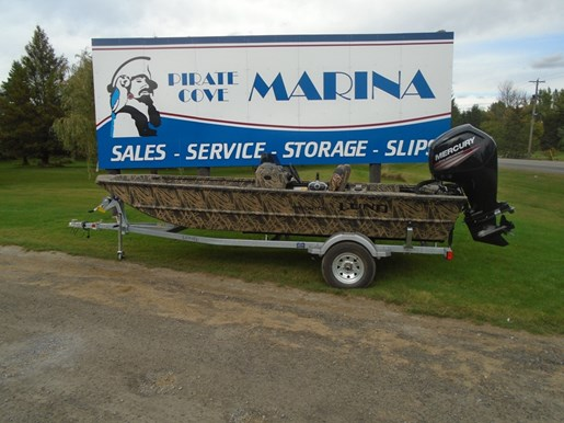 For Sale: 2018 Lund 1760 Predator Ss - Lf705 17ft<br/>Pirate Cove Marina