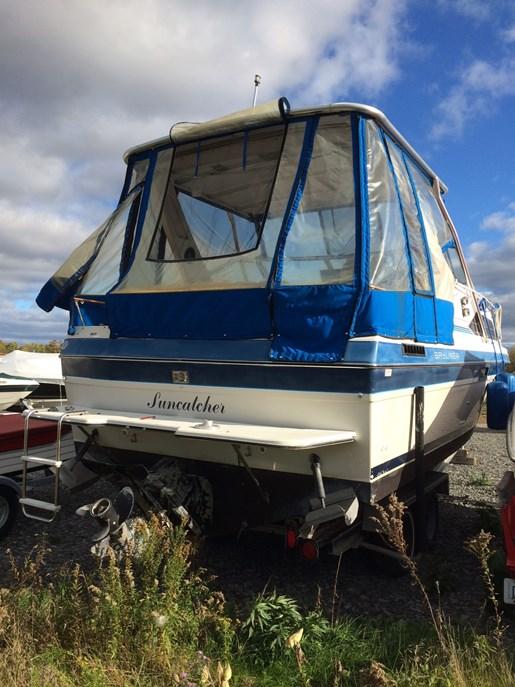 Bayliner Ciera Sunbridge 1987 Used Boat For Sale In