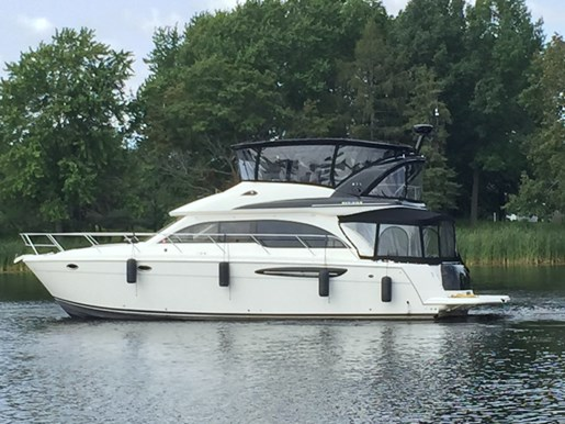 2008 MERIDIAN 411 for sale