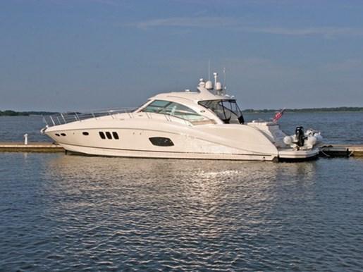 For Sale: 2010 Sea Ray 580 Sundancer 60ft<br/>Hurst Marina, LTD.