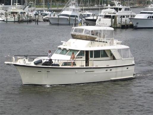 53 Motor Yacht