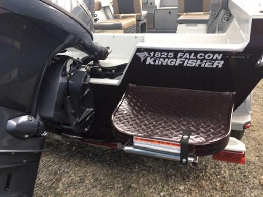 2019 KingFisher 1825 Falcon Yamaha 90 & Trailer Photo 11 sur 12
