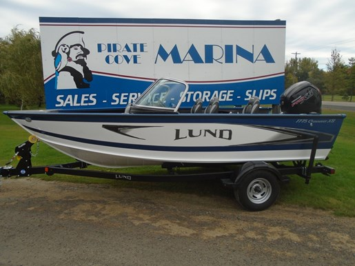 For Sale: 2018 Lund 1775 Crossover Xs For Sale - Lf696 17ft<br/>Pirate Cove Marina