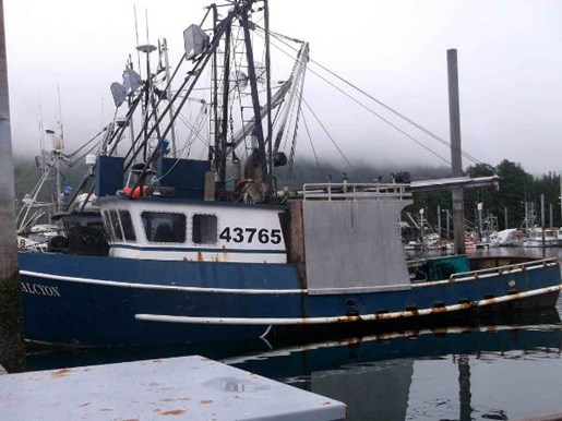 Alaska seine fishing longliner 1979 used boat for sale in for Alaska fishing boats for sale