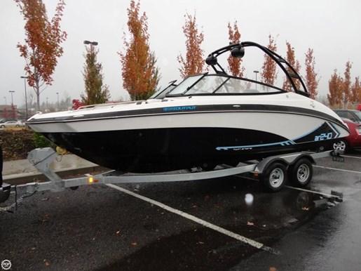 Yamaha 2015 used boat for sale in kent washington for Yamaha marine dealer system