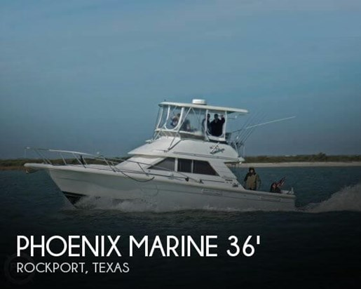Phoenix 1999 Used Boat for Sale in Rockport, Texas - BoatDealers ca
