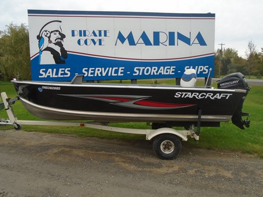 For Sale: 2016 Starcraft 14&rsquo; Split Bench 14ft<br/>Pirate Cove Marina