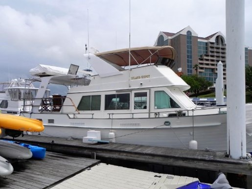 For Sale: 1984 Island Gypsy 44 Flush Aft Deck 44ft<br/>North South Nautical Group Inc.