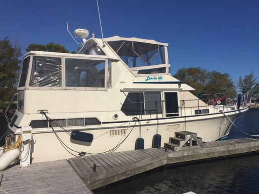 For Sale: 1990 Tollycraft 40 Sundeck Motor Yacht 40ft<br/>North South Nautical Group Inc.