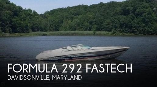 2002 Formula 292 Fastech Photo 1 of 20