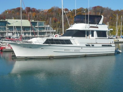 For Sale: 1988 Jefferson 52 Monticello 52ft<br/>North South Nautical Group Inc.