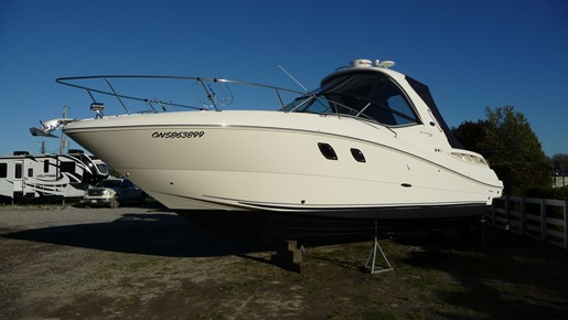 2010 Sea Ray 330 Sundancer Photo 1 of 24