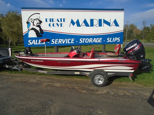 For Sale: 2010 Stratos 186xt 18ft<br/>Pirate Cove Marina