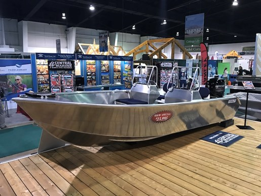 Stanley 2018 Stanley Inventory 2019 New Boat For Sale In