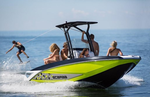 Scarab 195 open 2017 new boat for sale in st mathias quebec for Scarab 195 open fish