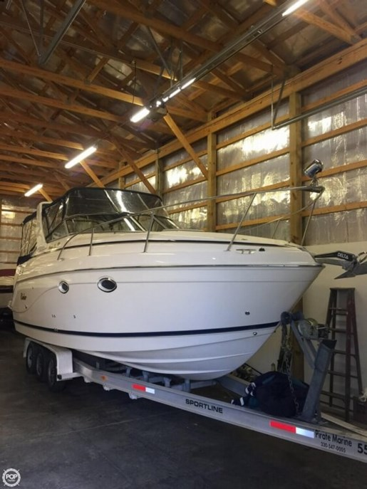 Rinker 2004 used boat for sale in evansville indiana for Select motors evansville in