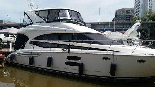 2011 Meridian 441 Seadan For Sale