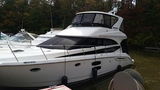 Meridian 441 Seadan 2011 Used Boat For Sale In Oakville
