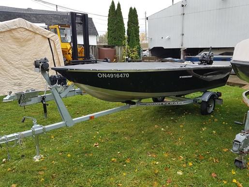 For Sale: 2015 Princecraft Yukon Dl Bt 14ft<br/>Keswick Marine