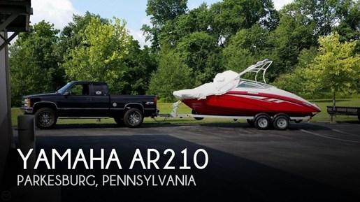 2015 Yamaha AR210 Photo 1 of 20
