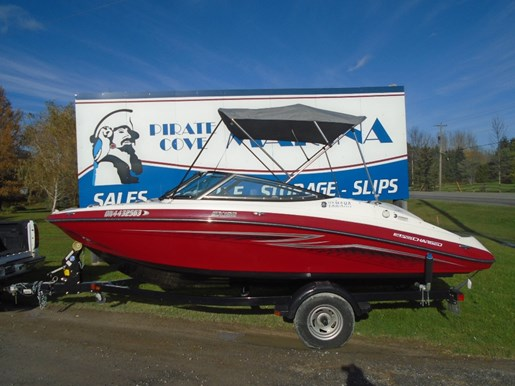 For Sale: 2014 Yamaha Sx192 19ft<br/>Pirate Cove Marina
