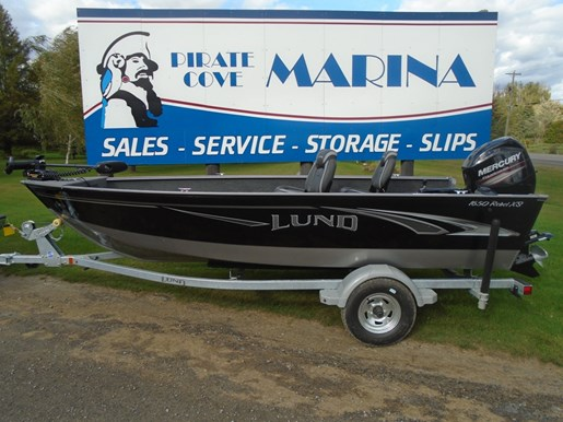 For Sale: 2018 Lund 1650 Rebel Xs Tiller -lf707 16ft<br/>Pirate Cove Marina