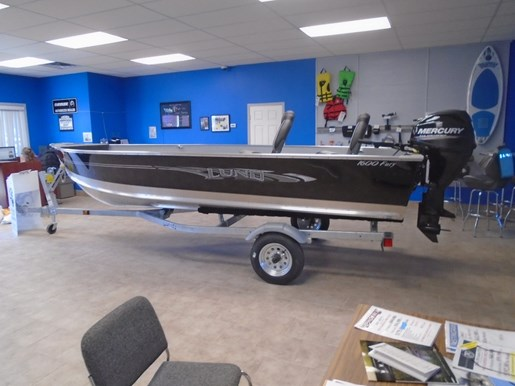 For Sale: 2017 Lund 1600 Fury Tiller - Lf681 16ft<br/>Pirate Cove Marina