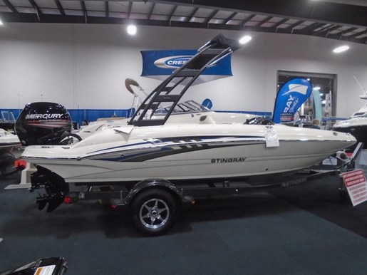 2018 Stingray boat for sale, model of the boat is 182SC For Sale - STR099 & Image # 1 of 6