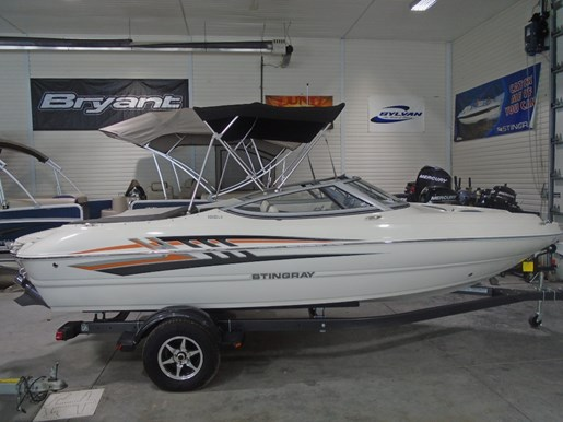 For Sale: 2018 Stingray 198lx For Sale - Str098 19ft<br/>Pirate Cove Marina
