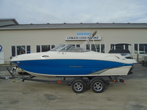 For Sale: 2018 Stingray 215lr For Sale - Str100 21ft<br/>Pirate Cove Marina