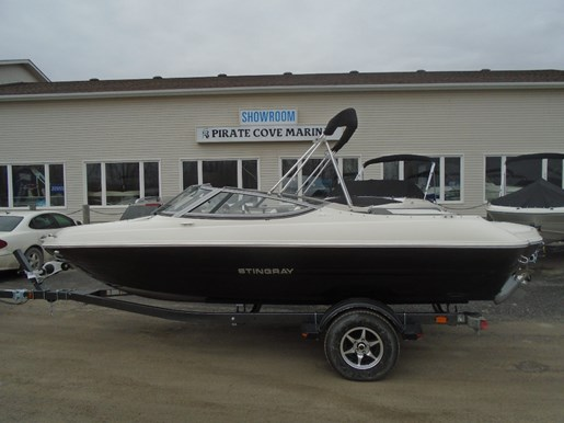 For Sale: 2018 Stingray 198 Lx 19ft<br/>Pirate Cove Marina