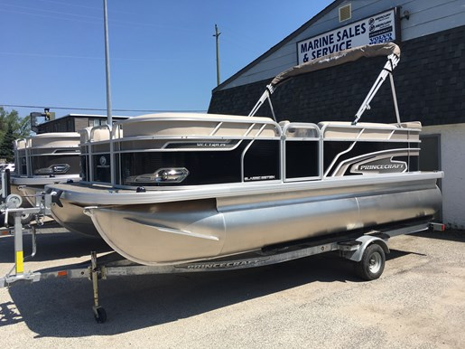 For Sale: 2018 Princecraft Vectra 19 19ft<br/>Keswick Marine
