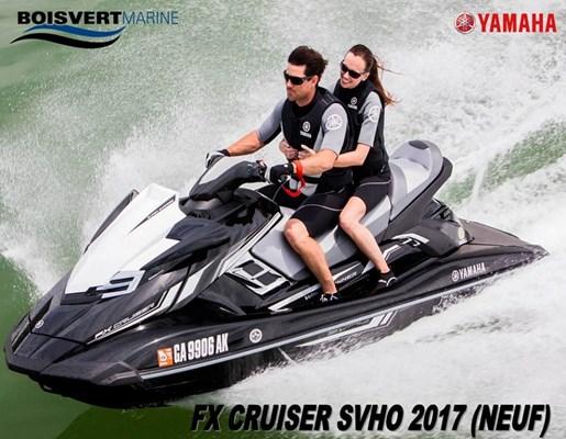 2017 Yamaha *FX CRUISER SVHO* Photo 1 of 6