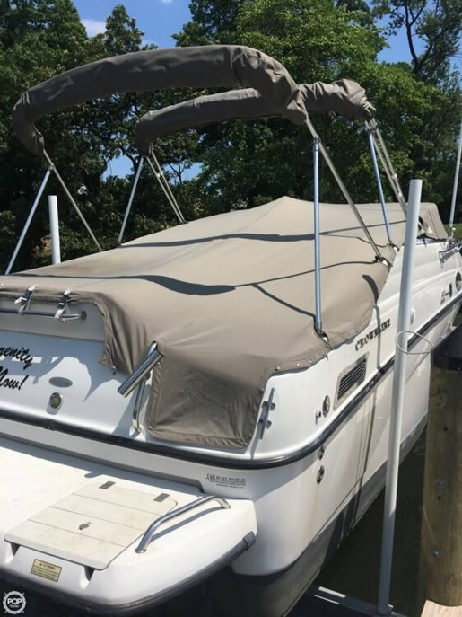 2002 Crownline 262 CR Photo 3 of 20