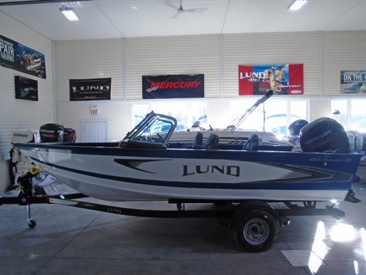 For Sale: 2018 Lund 1875 Crossover Xs 8ft<br/>Pirate Cove Marina