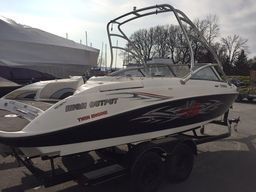 Yamaha ar 230 2006 used boat for sale in trenton ontario for Yamaha dealers in arkansas