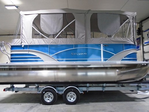 For Sale: 2018 Sylvan 8520 Mirage Crs Camper 20ft<br/>Pirate Cove Marina