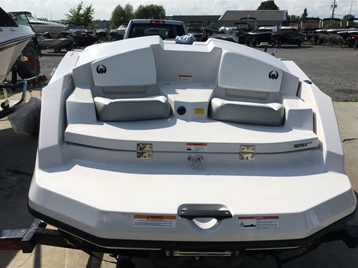 2018 Scarab 165 Ghost Rotax 150HP Trailer Photo 5 of 13