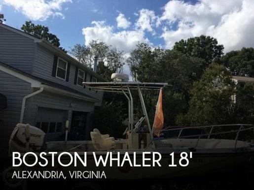1989 Boston Whaler Photo 1 of 20