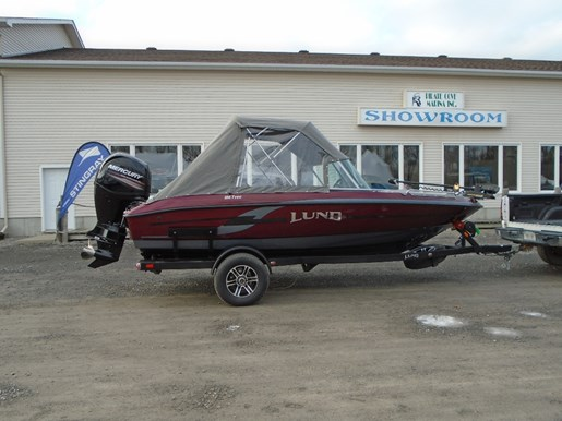 For Sale: 2016 Lund 186 Tyee Gl 18ft<br/>Pirate Cove Marina