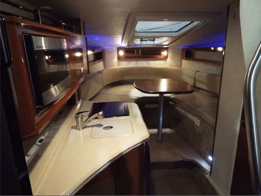 Sea Ray 270 Sundancer 2009 Used Boat For Sale In Midland
