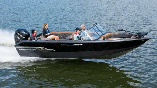 bateau de peche princecraft a vendre